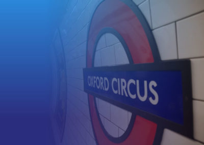 Oxford Circus – DNO Power Supply Changeover