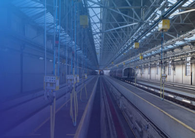 Ruislip Depot – Train Refresh Enabling