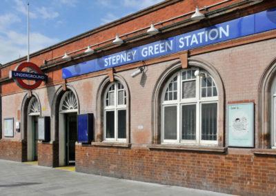 Stepney Green – 110V Works