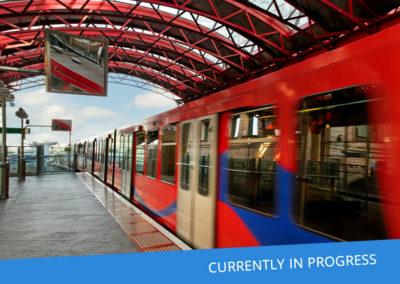 LV Renewals Phase 3 – Royal Albert, Shadwell & Poplar Stations