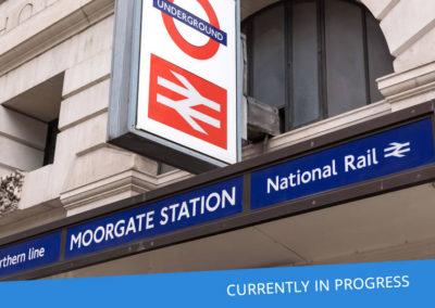 Moorgate PRM Works
