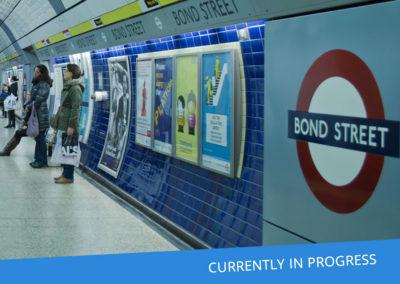 Bond Street Site Assistance Works