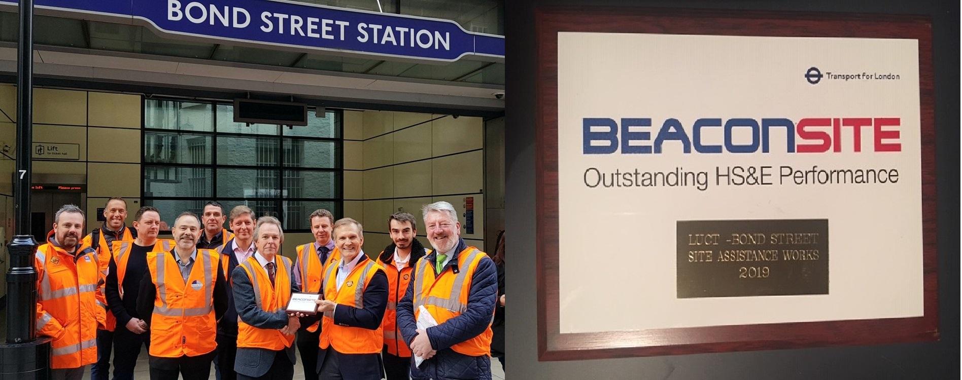 Bond Street SAW awarded BEACON Status!